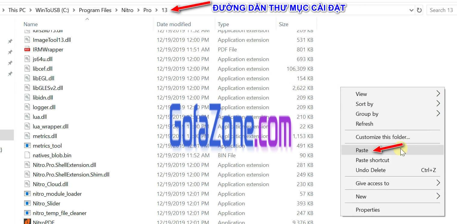 [Download] Tải Nitro Pro 13 Full Crack 2021 Vĩnh Viễn Google Drive 9