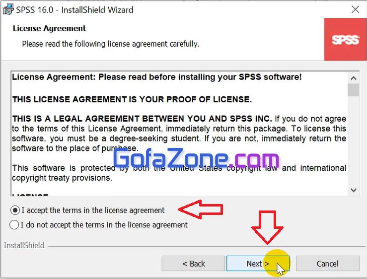 Tải         ứng dụng SPSS 16.0 full bản quyền miễn phí