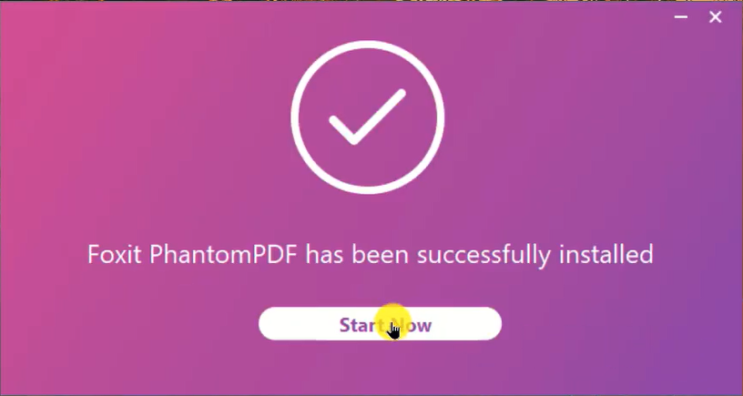Tải Foxit PhantomPDF Business